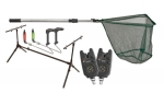 BASIC CARP HUNTER  ROD-POD UNIVERSAL SZETT + merít