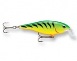Rapala SSR07 FT Shallow Shad Rap wobbler
